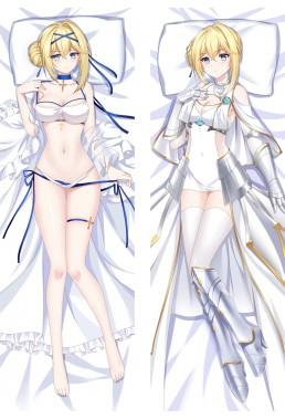 Azur Lane Jeanne d'Arc Anime Dakimakura Japanese Love Body PillowCases