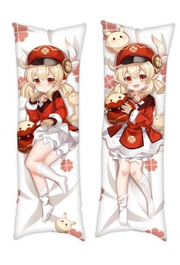 Genshin Impact Button Dakimakura Japanese Hugging Body Pillowcase Anime