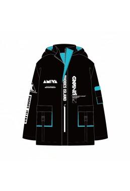 Unisex Amiya Arknights Anime Coats Hoodies Cosplay Costume for men/women
