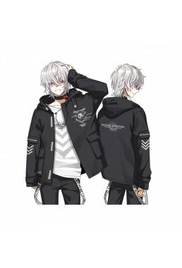 Accelerator Toaru Majutsu no Index Anime Coats Warm Jackets Hoodies Cosplay Costume