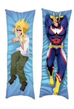 My Hero Academia Anime Dakimakura Pillowcover Japanese Love Body Pillowcase