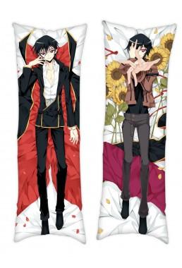 Code Geass Lelouch Lamperouge Anime Dakimakura Japanese Hug Body PillowCases
