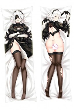 2B-Nier Automata Dakimakura Japanese Hugging Body Pillowcase Anime