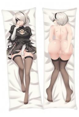 2B Nier Automata Anime Dakimakura Japanese Hugging Body PillowCases