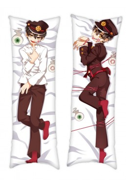 Toilet bound Hanako kun Yugi Anime Dakimakura Pillow Japanese Hugging Body Pillowcase