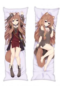 The Rising of the Shield Hero Raphthalia Anime Dakimakura Japanese Hugging Body PillowCases