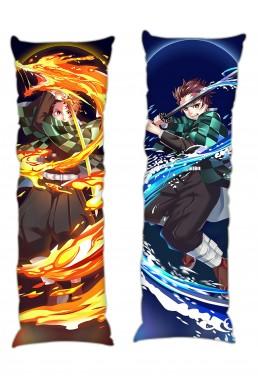 Demon Slayer Kimetsu no Yaiba Kamado Tanjirou Anime Dakimakura Japanese Hugging Body PillowCases