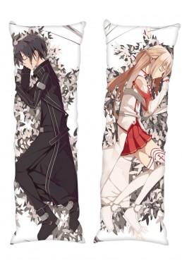 Kirito and Asuna Sword Art Online Anime Dakimakura Japanese Hugging Body PillowCases