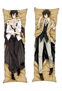 Ryuunosuke Akutagawa Bungou Stray Dogs Anime Dakimakura Japanese Hugging Body PillowCases