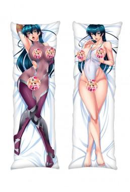 Taimanin Asagi Asagi Igawa Anime Dakimakura Japanese Hugging Body PillowCases