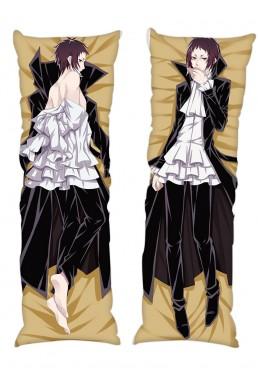 Ryuunosuke Akutagawa Bungou Stray Dogs Male Anime Dakimakura Japanese Hugging Body PillowCases