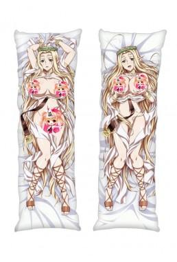 Kuroinu Kedakaki Seijo wa Hakudaku ni Somaru Anime Dakimakura Japanese Hugging Body PillowCases