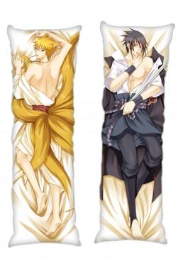 Naruto and Sasuke Naruto Anime Dakimakura Japanese Hugging Body PillowCases