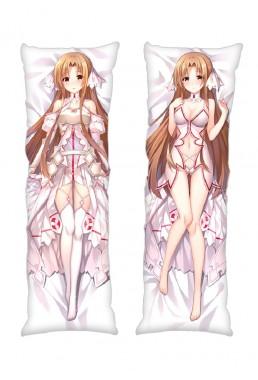 Asuna Sword Art Online Anime Dakimakura Japanese Hugging Body PillowCases