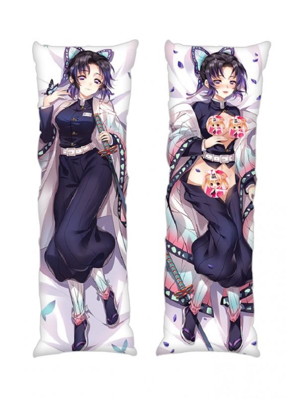 Shinobu Kocho Kimetsu no Yaiba Anime Dakimakura Japanese Hugging Body PillowCases