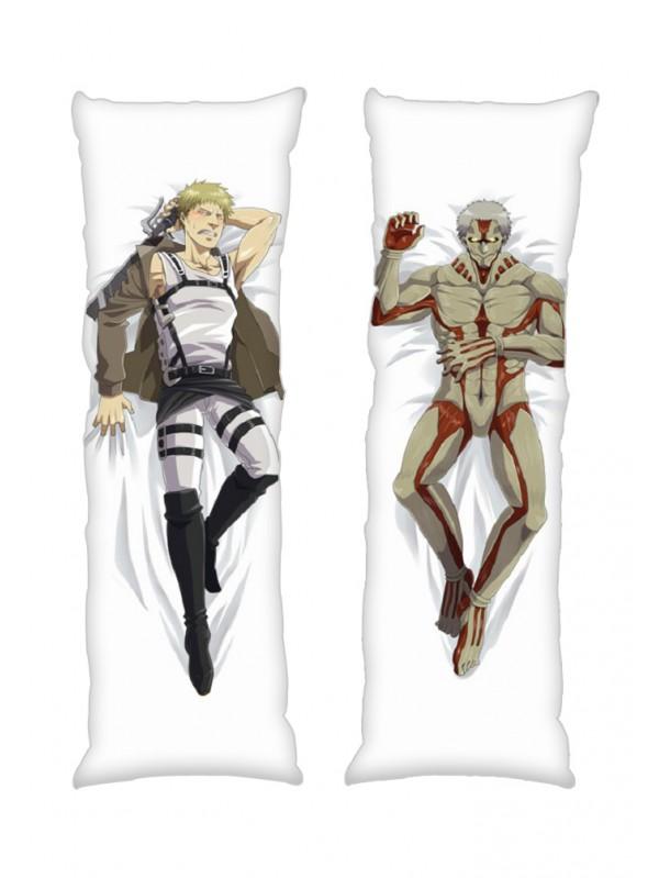 Attack on Titan Reiner Braun Anime Dakimakura Japanese Hugging Body PillowCases