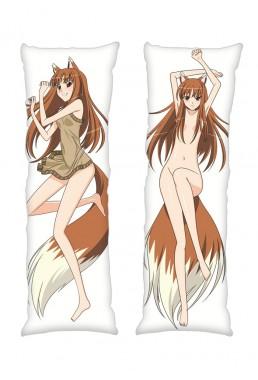 Spice and Wolf Holo Anime Dakimakura Japanese Hugging Body PillowCases