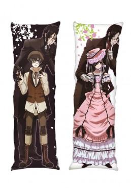 Black Butler Sebastian Michaelis Anime Dakimakura Japanese Hugging Body PillowCases