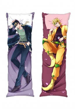 JoJo's Bizarre Adventure Anime Dakimakura Japanese Hugging Body PillowCases