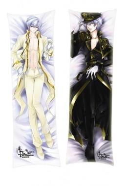 07-GHOST Ayanami Dakimakura Body Pillow Anime