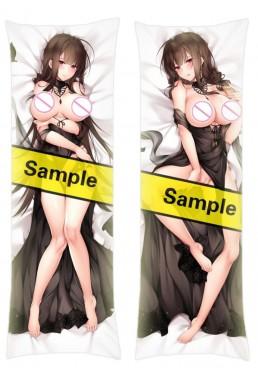 2018 DSR50 - Girls Frontline Nude Anime Dakimakura Japanese Hugging Body PillowCases